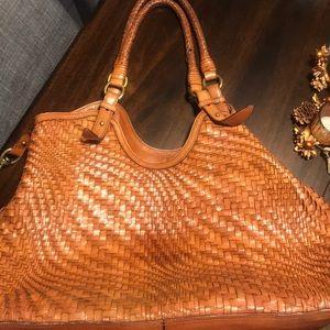 Tan Cole Haan Tote Bag